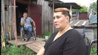 В Башкирии супруги-колясочники мечтают о нормальном жилье