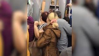 В Уфе покупатели устроили давку из-за дешевых матрасов