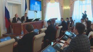 UTV. Освобождение от налогов и выкуп долгов. Радий Хабиров рассказал о спасении экономики Башкирии