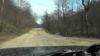 Дорога Р-316 Стерлитамак - Белорецк, часть 1