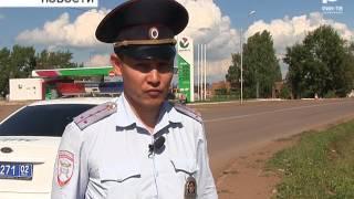 """Инспекторы ГИБДД Бирского района """"взялись"""" за должников"""