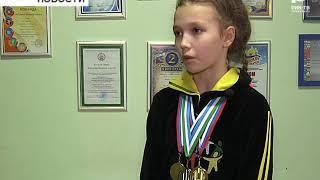 Биряне стали первыми по числу наград на соревнованиях по спортивной аэробике