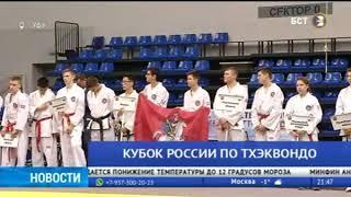 Уфа принимает Кубок России по тхэквондо ГТФ