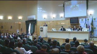 Заседание Совета депутатов и Администрации Куюргазинского района