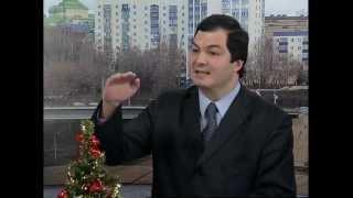 "Политолог Азат Бердин на телеканале ""Вся Уфа"""
