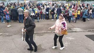 Выборы..в Уфе, Они рады что на пенсии????????