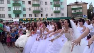 Парад невест в городе белебей 2013