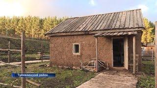 Музейный комплекс «Бабай Утары» в Туймазинском районе  притягивает этнотуристов со всей страны