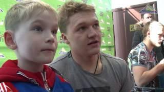 «Салават Юлаев» сыграл в Стерлитамаке