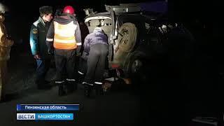 Пять жителей республики погибли в ДТП в Пензенской области
