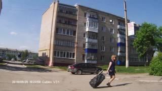 дорога Октябрьский Серафимовский 2016 май HD 14