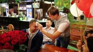 Самое необычное предложение руки и сердца  Стерлитамак 06.09.2013 )))