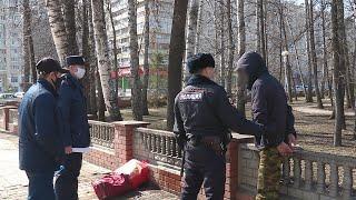 UTV. С 10 апреля в Башкирии всех нарушителей режима самоизоляции будут сразу штрафовать