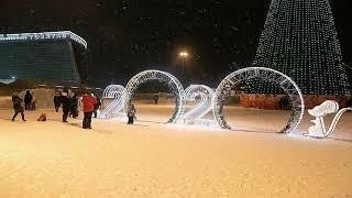 Опубликован прогноз погоды в Уфе на первый день 2020 года