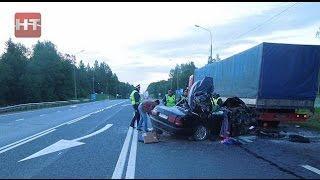 """На федеральной трассе """"Россия"""" сегодня ночью произошла серьезная авария"""
