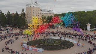 """Праздник """"Весенний бал 2018"""" в Октябрьском! #счастьеесть"""
