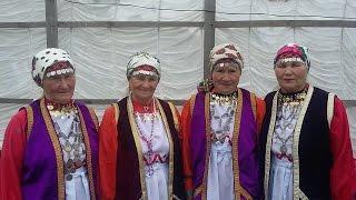 Сабантуй(Гырон быдтон) 2015 с.Старый Варяш Янаульского района Башкортостан