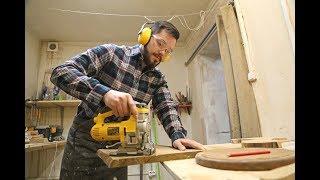 Уфимец создаёт дизайнерские вещи из дерева