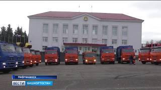 """Региональный оператор """"Дюртюлиомелиоводстрой"""" обновил свой технопарк"""