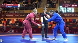Спортсменка из Башкортостана Яна Шорохова - победительница чемпионата Европы