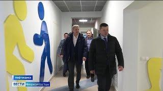 Радий Хабиров в Нефтекамске: вторая жизнь стадиона «Торпедо» и форум «Хакатон»