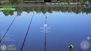 Русская рыбалка 4 рыба осталась  или нет?