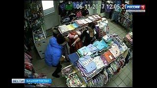 В Туймазах мужчина пытался украсть детские подгузники