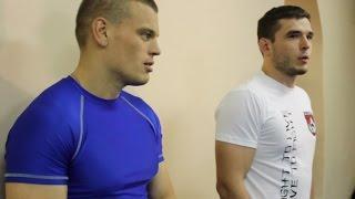 """Маршалл Савчук - Боевая школа """"Самурай"""" ,Туймазы. Семинар"""