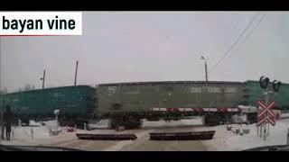 Сбил поезд / ЧП в Узловой