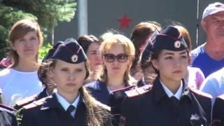 В Дюртюлях состоялось торжественное открытие обелиска