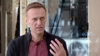 """Навальный чуть не умер и ответил Путину на слова любой случай, когда """"человек чуть не умер"""""""