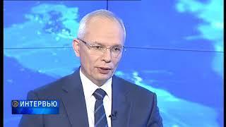 Интервью с Премьер-министр РБ об итогах соц.экономического развития РБ за 1 полугодие 2017 года