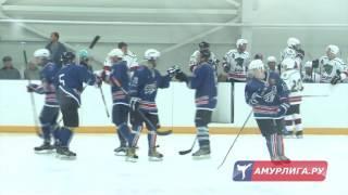 Хоккей Кубок Благовещенска Темп-Барс