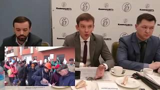 """Госстрой РБ о ситуации в ЖК """"Серебряный ручей"""" 10 апреля 2018 года."""