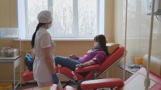 UTV. В Башкирии стало меньше доноров. Станция переливания крови нуждается в добровольцах