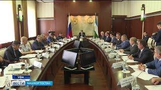 Радий Хабиров провел совещание по обеспечению правопорядка в регионе