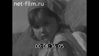 1964г. село Базитамак колхоз 22 съезда КПСС. Илишевский район Башкортостан