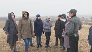 UTV. Жители района Башкирии выступили против утилизации нефтяных отходов рядом с их домами