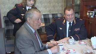 В Уфе руководство МВД навестило ветерана Великой Отечественной войны Халяфа Батталова