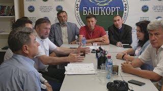 UTV. Мы не шовинисты!  Активисты движения «Башкорт» отвергли обвинения Радия Хабирова
