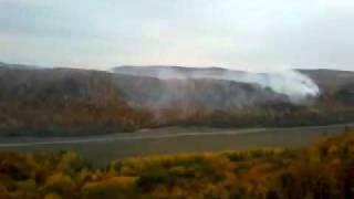 Ишимбайский район, с.Макарово, Пожар - 2010