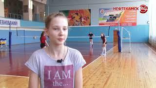 Нефтекамские волейболистки заняли третье место на соревнованиях в Нижнем Новгороде