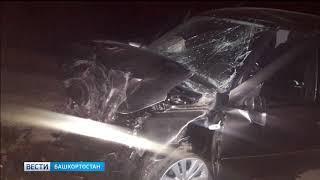 Две девочки погибли в результате аварий на трассе в Башкирии