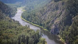 Путевые заметки - 07.10.19 Река Агидель-Белая