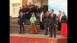 Праздничный парад в День Победы г.Дюртюли