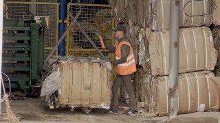 UTV. В Башкирии из мусора будут производить компост, топливо и резиновую крошку