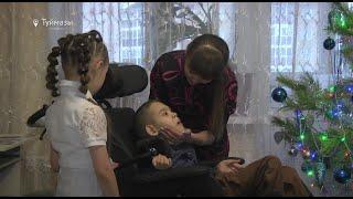 В Башкирии девочка попросила у Радия Хабирова коляску для брата-инвалида
