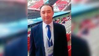 Айбулат Хажин записал видео в поддержку участника «Worldskills Kazan 2019»