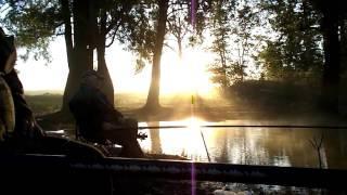 Рыбалка в Башкирии. Карасевая Зорька.