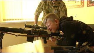 Юный герой: в Уфе мальчик, победивший рак, мечтает стать спецназовцем